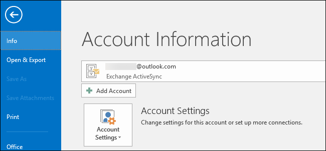 How to Add Two Hotmail Email Accounts to Your MS Outlook